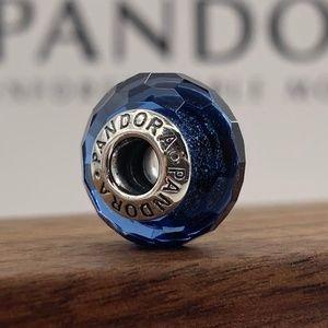 Pandora Abstract silver charm #791646